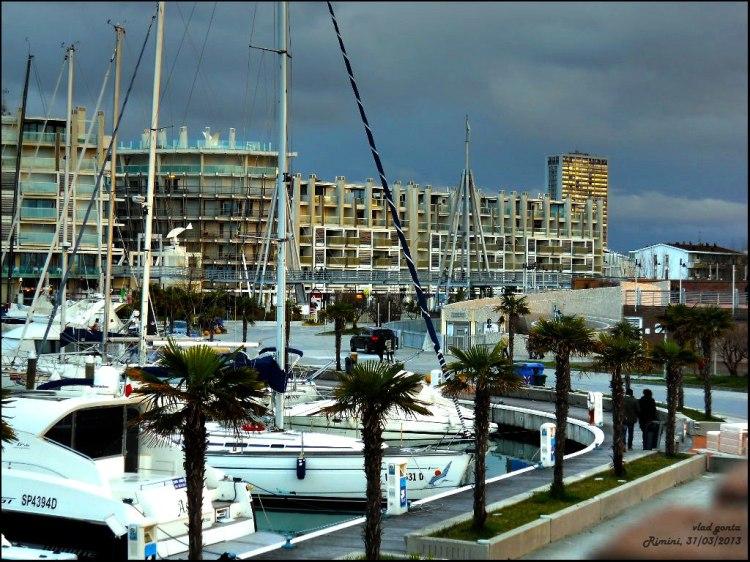 Luxury port