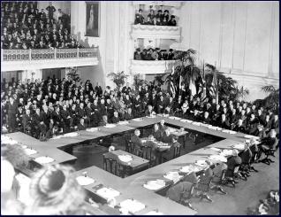 Întrunirea de la Versailles,28 iunie 1919