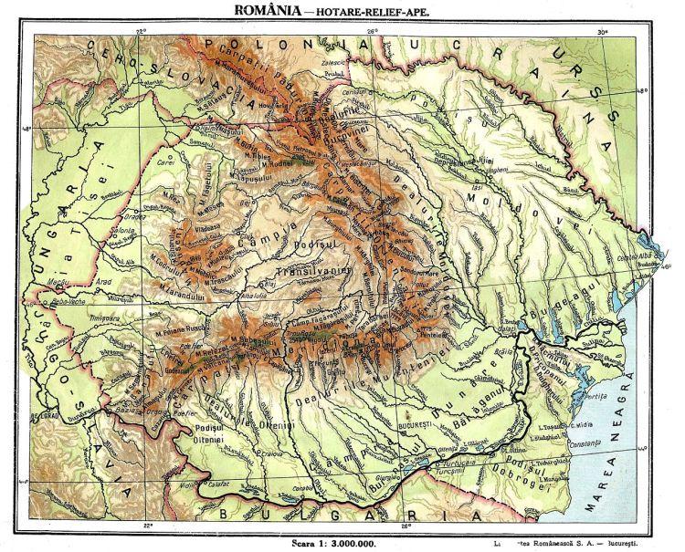 România Mare,perioada interbelică (1918-1940)