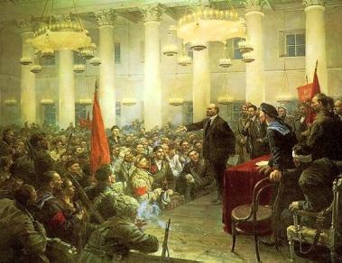 Revoluția bolșevică în Rusia,1917
