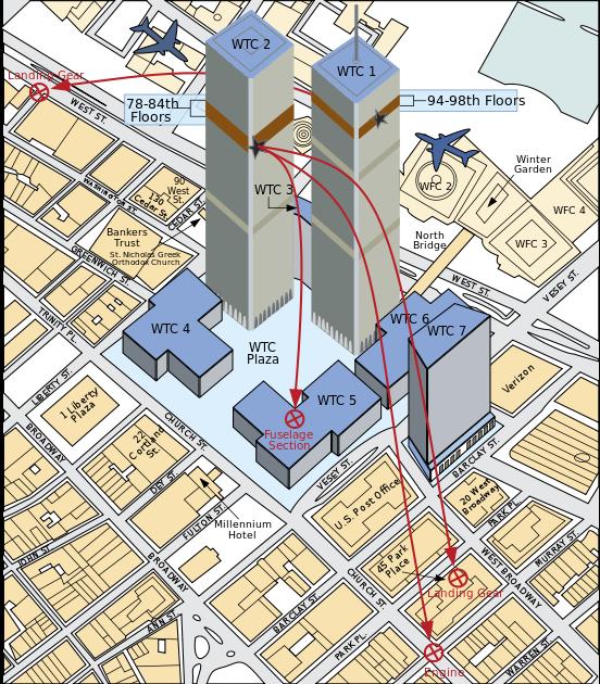 World Trade Center - 11 settembre 2001